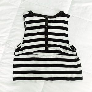 ASTR Striped Top